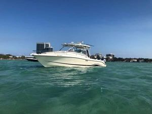 Used Hydra-Sports 33 Cuddy Cabin Boat For Sale