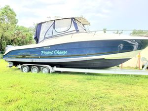 Used Hydra Sports 3300 VX Vector Express Cuddy Cabin Boat For Sale