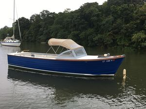 Used Mackenzie 23 Antique and Classic Boat For Sale