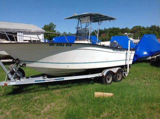 Used Key Largo 201 CC 11504 Center Console Fishing Boat For Sale