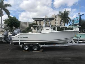 Used Nauticstar 22 XS Center Console Fishing Boat For Sale