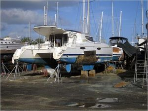 Used Fountaine Pajot MAHE 36 Catamaran Sailboat For Sale
