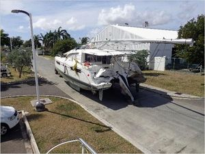 Used Moorings 4000 Catamaran Sailboat For Sale
