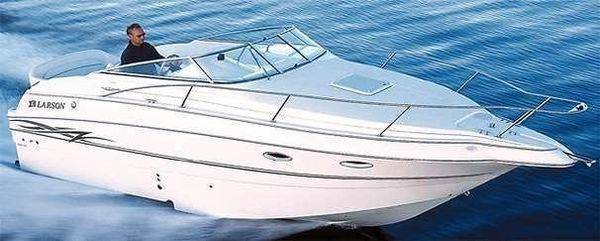 Used Larson 254 Cabrio Other Boat For Sale