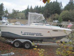 Used Seaswirl Striper 210 Sports Fishing Boat For Sale