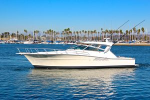 Used Viking 43 Open Express Cruiser Boat For Sale