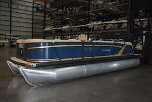 New Sanpan SP2500ULSP2500UL Pontoon Boat For Sale