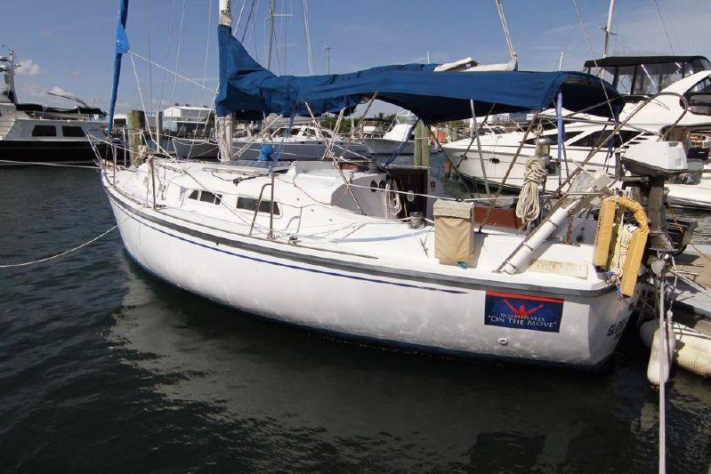 Used Allmand Cruiser Sailboat For Sale