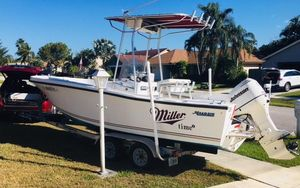 Used Mako 205205 Center Console Fishing Boat For Sale