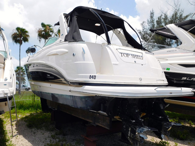 Used Chaparral Signature Cruiser Boat For Sale