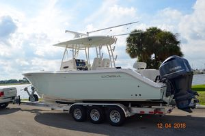 Used Cobia 301301 Center Console Fishing Boat For Sale