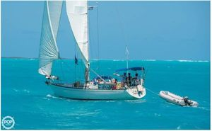 Used Albin Nimbus 42 Racer and Cruiser Sailboat For Sale