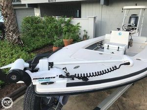 Used Maverick 17HPX-T Flats Fishing Boat For Sale