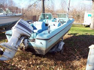 Used Silverline Open Express Cruiser Boat For Sale