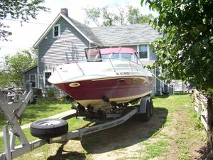 Used Mariah Z235talari Cuddy Cabin Boat For Sale
