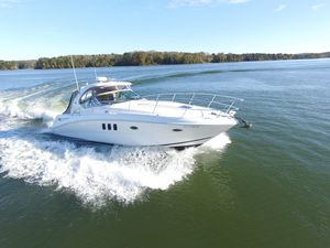 Used Sea Ray Sundancer 380 Cruiser Boat For Sale