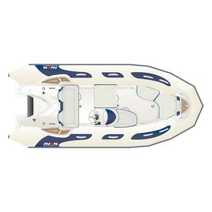 New Avon Seasport 440 Deluxe NEO 50HP ON Order Rigid Sports Inflatable Boat For Sale