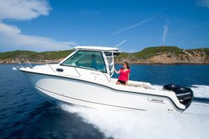 New Boston Whaler 285 Conquest Sports Fishing Boat For Sale