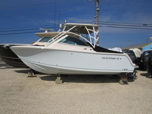 New Sailfish 245 DC Sports Fishing Boat For Sale