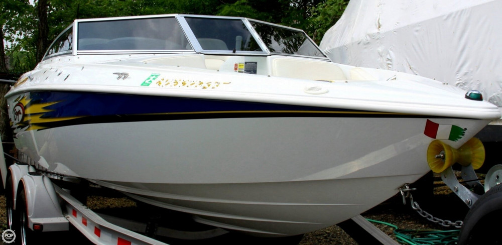 Used Baja 202 Islander High Performance Boat For Sale