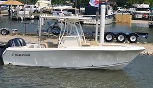 New Sailfish 220 CC Sports Fishing Boat For Sale