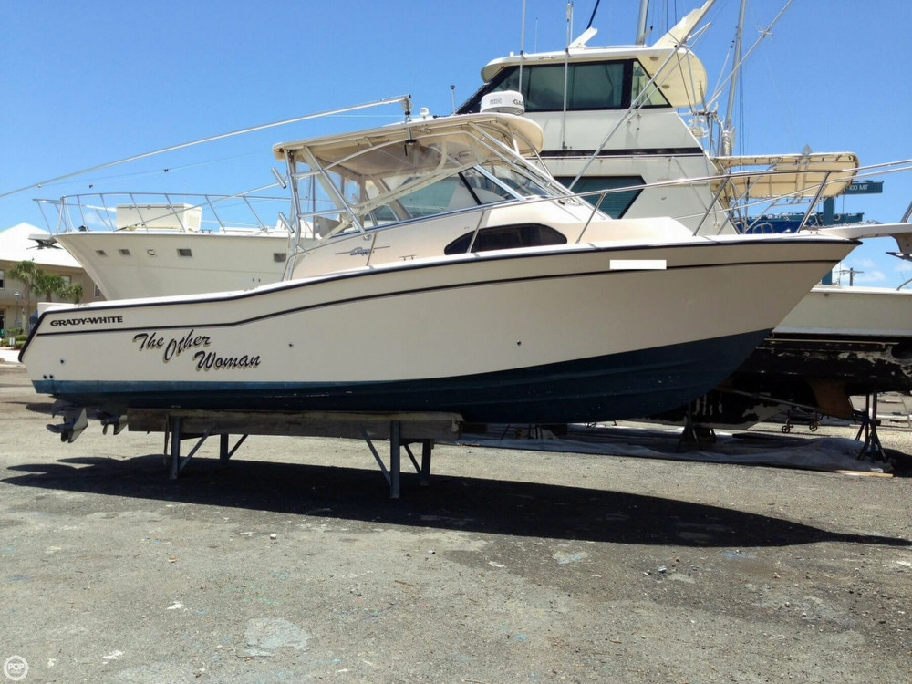 Grady white boats for sale for Used fishing boats