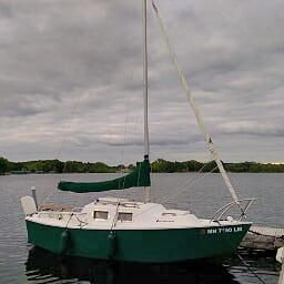 Used West Wight Potter Cruiser Sailboat For Sale