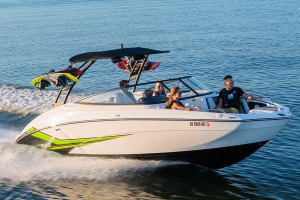 New Yamaha Boats AR240AR240 Jet Boat For Sale
