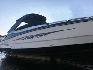 Used Monterey 328 Super Sport Cruiser Boat For Sale