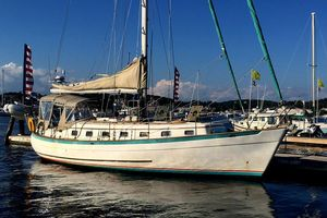 Used Cutter Master Mariner Neptune 41 Cruiser Sailboat For Sale