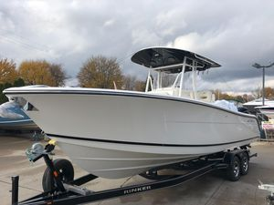 New Cobia 277 CC Center Console Fishing Boat For Sale