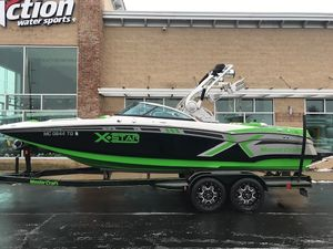 Used Mastercraft XStarXStar Ski and Wakeboard Boat For Sale