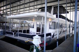 Used Starlite House Boat 65x16 House Boat For Sale