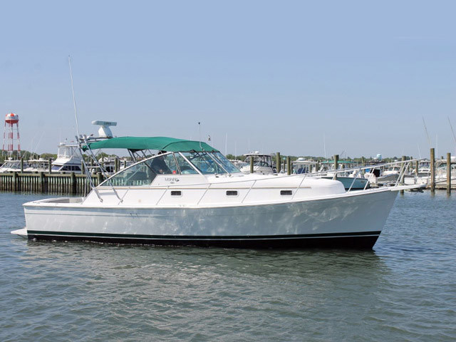 Used Mainship Cruiser Boat For Sale