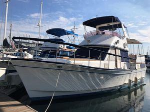 Used Marine Trader Aft Cabin Trawler Aft Cabin Boat For Sale