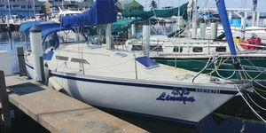 Used Canadian Sailcraft CS33 Cruiser Sailboat For Sale