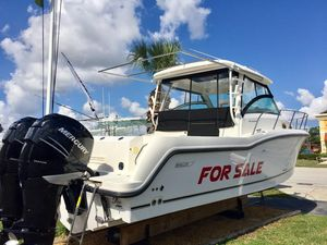 Used Boston Whaler 315 Conquest Saltwater Fishing Boat For Sale