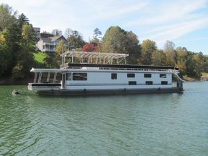 Used Majestic 16 X 75 WB Rental Houseboat House Boat For Sale