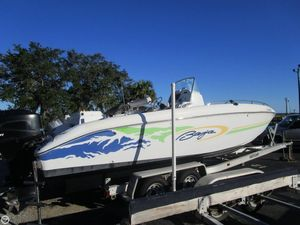 Used Baja 250 Islander Center Console Fishing Boat For Sale