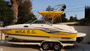 Used Monterey 233 Explorer Deck Boat For Sale