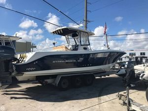 Used Hydra-Sports 3300 CC Center Console Fishing Boat For Sale