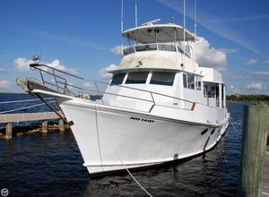 Used Morgan 70 Pilothouse Trawler Boat For Sale