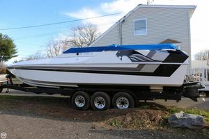 Used Cougar 33 High Performance Boat For Sale