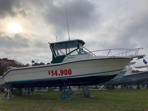 Used Pursuit 2470 Walkaround Center Console Fishing Boat For Sale