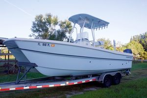 Used Carolina Cat 230 CC Power Catamaran Boat For Sale