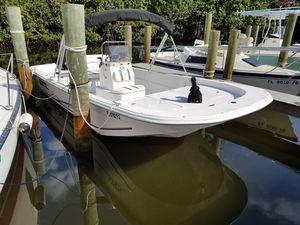 Used Carolina Skiff 198 DLV Bowrider Boat For Sale