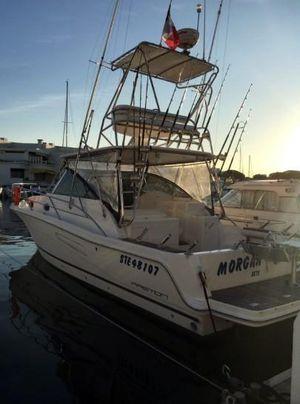 Used Faeton 1180 Moraga1180 Moraga Sports Fishing Boat For Sale