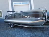 New Premier Intrigue 250F Pontoon Boat For Sale