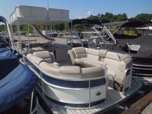 New Berkshire 27cl-uds STS Pontoon Boat For Sale