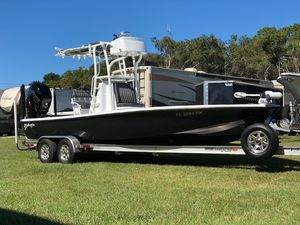 Used Yellowfin 2424 Center Console Fishing Boat For Sale